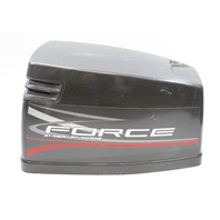 819046A5 Force 1991-1997 Hood Top Cowling Hood Cover 70 75 HP 3 Cylinder