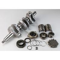 827954T3 Mercury 1998-14 Crankshaft 40 50 HP 3 Cylinder 2-Stroke POLISHED! OEM!
