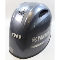 6FP-42610-00-00 Yamaha 2006 & UP Top Cowling Engine Cover Hood 90 HP 4 Stroke