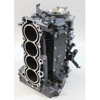 6EK-W009B-02-9S Yamaha 2006 & Later Powerhead Crankcase 115 HP Inline 4 4-Stroke