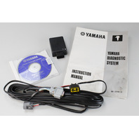 68F-85300-00-00 Yamaha Diagnostic System New Old Stock **INCOMPLETE*