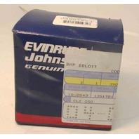 390159 Johnson Evinrude 1995-2001 Impeller Housing & Seal 18 20 25 30 35 HP NEW!