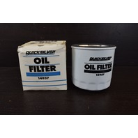 New Old Stock Quicksilver Oil Filter # 14957