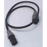 TA-400 08-61 Lowrance Eagle Electronics Transducer Adapter Cable NEW OLD STOCK!