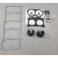 6G5-W0093-96-00 Yamaha 1986-1991 Carburetor Repair Kit 150 175 200 HP NEW!