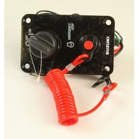 37100-98J00 37100-98J01 37100-98J04 Suzuki Main Switch Panel & 941 Key NEW!