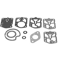 NEW! 1395-9027 9027 Mercury 1979-85 Carburetor Gasket Kit 7.5 9.8 HP 2 cylinder