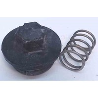 332944 331188 Johnson Evinrude Thermostat Cover & Spring