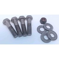 4000380 (4) 43042 (4) 40140 (1) Mercury Full Gear Housing Mount Kit L3/L4