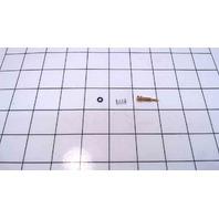 New Mercury Quicksilver Screw 10-809578 / 1 each