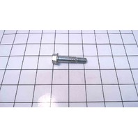 New Mercury Quicksilver Screw 10-812509184 / 1 each