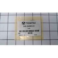 NEW! Nissan Tohatsu  Shim 346-64083-0