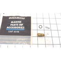NEW! Mercury Quicksilver Needle Seat Kit 139-8548