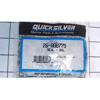 NEW! Mercury Quicksilver Oil Seal 26-888779