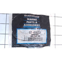 NEW! Mercury Quicksilver Washer 12-41613