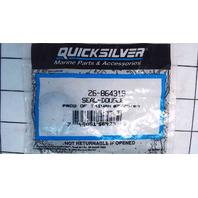 NEW! Mercury Quicksilver Double Oil Seal 26-864319