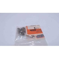 New Yamaha Pan Head Screw 98501-04008-00 PKG of 5