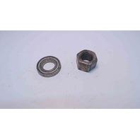 42979 68229 Mercury Flywheel Nut & Washer