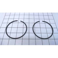 New Mercury Quicksilver Set of 2 Piston Rings 39-96170A12