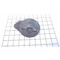 17264T2 Mercury Zinc Trim Tab