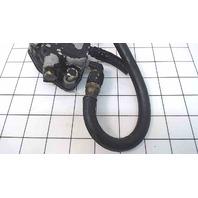 55156A5 30186 Mercury 1970-77 & '85 Fuel Pump W/Adapter 40 65 80 115 135 150 HP