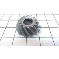 19672 Mercury Force 1994-1999 Pinion Gear 80 JET 100-125 HP Teeth:14  Splines:17