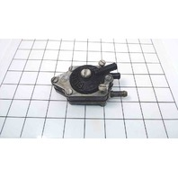 383765 Johnson Evinrude 1968-2005 3 Connection Fuel Pump W/ Screws 6-235 HP