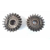 308617 389236 316504 Johnson Evinrude 1971-1977 Full Gear Set 18 25 35 HP