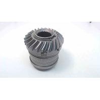 308274 378519 Johnson Evinrude 1968 Gear & Clutch Hub 85 HP Teeth:23 Splines:25