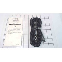 NEW! LEI SX-12 12' Speed & Temperature Sensor Extension Cable 8-78
