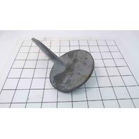 688-45371-02-00 67F-45371-00-00 Yamaha Zinc Anode Trim-Tab