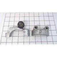 56029 56030 Mercury Mariner Upper & Lower Starter Motor Cover