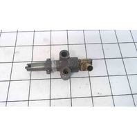 22833 Mercury 1980-1987 Adapter Check Unit & Elbow Fuel Line 18 20 25 HP