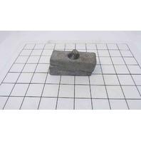 826134Q Mercury Mariner Set of Anode Side Pocket Wedge W/ Screws
