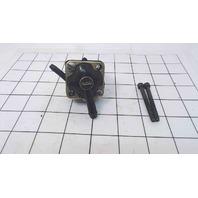 386834 Johnson Evinrude 1977-1987 Fuel Pump Assembly W/ Screws 5 6 8 HP