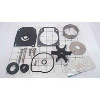 NEW! Johnson Evinrude OMC Water Pump Repair Kit W/O Housing 390770