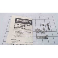 NEW! Mercury Quicksilver Cowl Latch Assembly 16471A1