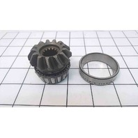 NEW! Chrysler Force Pinion Gear W/Bearing &Race 43-F2A474266 Teeth:13 Splines:14
