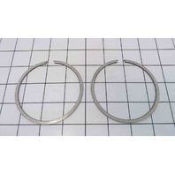 NEW! Force Chrysler Set Of 2 Standard Piston Rings FA435260