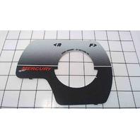 NEW! Mercury Quicksilver Port Bezel Decal 37-82728915 / 827289 15
