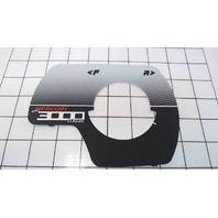 NEW! Mercury Quicksilver Starboard Bezel Decal 37-8272894 / 82728914