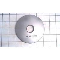 334989 0334989 Johnson Evinrude Prop Shaft Thrust Washer Tool