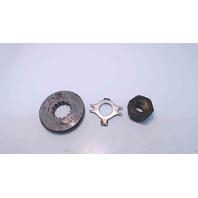 73345A1 69578Q1 76281 Mercury 1994-06 Propeller Nut, Thrust Hub & Washer 25-60HP