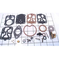 New Mercury Quicksilver Carb Repair Kit 1395-9026