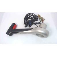 6X3-48206-01-00 Yamaha Side Flush Mount Control Box Handle W/Trim Switch