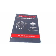 90-895372 Mercury Service Manual DTS 10 Pin Engine Connection