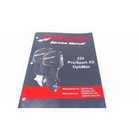 90-841916R01 Mercury Service Manual 225 HP Pro/Sport XS OpitMax