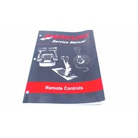 90-814705R03 Mercury Service Manual Remote Controls