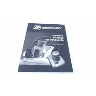 90-8M0108759 Mercury Service Manual Joystick Piloting For Outboards