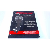 90-830234R04 Mercury Service Manual 75/75 Marathon 75 Seapro 90/100/115/125-65/80 JET